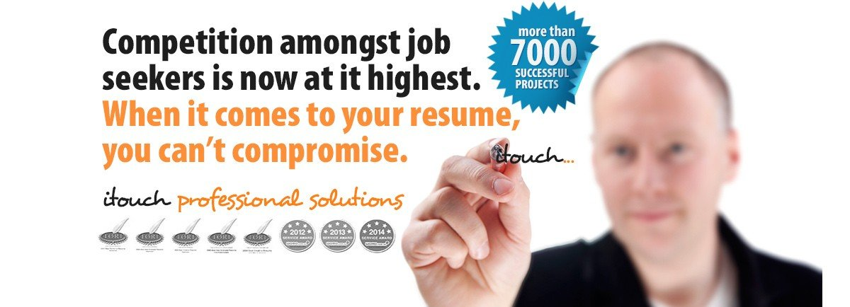 resume services resume writers itouch intelligent